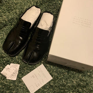 マルタンマルジェラ(Maison Martin Margiela)の期間限定価格 メゾンマルジェラ  足袋ローファー(ローファー/革靴)