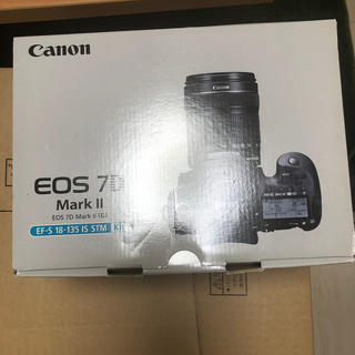 Canon - 新品未使用★EOS 7D Mark II EF-S18-135 IS STM