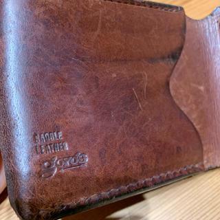 ゴローズ(goro's)のゴローズ財布(折り財布)