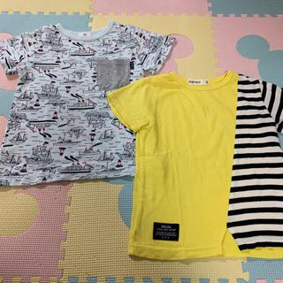 ベベ(BeBe)の男の子 Tシャツ 2枚セット(Tシャツ/カットソー)