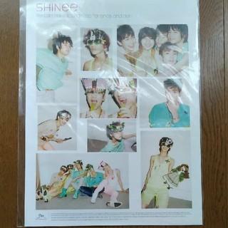シャイニー(SHINee)の☆貴重☆SHINee 公式ステッカーRomeo期(アイドルグッズ)