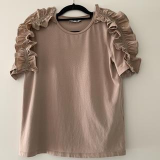 ZARA - ZARA フリルTシャツ