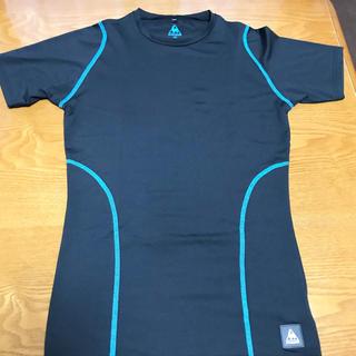 ルコックスポルティフ(le coq sportif)のlecoq sportifルコック速乾ドライ半袖Tシャツ メンズMサイズ(その他)