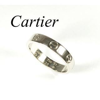 Cartier - カルティエ Cartier K18WG ラブリング WG 51号 750