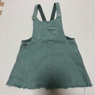 ZARA - ZARA  ジャンパースカート