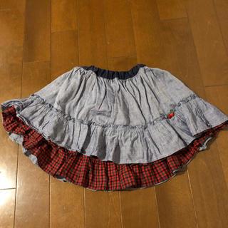ファミリア(familiar)のFamiliar リバーシブルスカート(スカート)