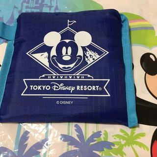 ディズニー(Disney)のディズニーリゾート ショッピングバッグ エコバッグ(キャラクターグッズ)