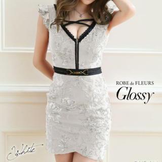 ROBE - ROBE de FLEURS Glossy ローブドフルール グロッシー ドレス