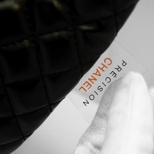 CHANEL(シャネル)の最安値【新品未使用】CHANELノベルティ ブラックロゴ エンタメ/ホビーのコレクション(ノベルティグッズ)の商品写真