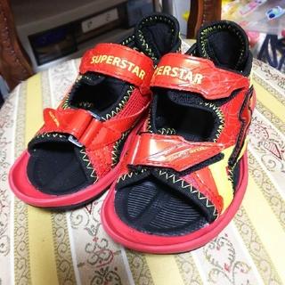 SUPERSTAR - 【未使用】スーパースター バネのチカラ サンダル
