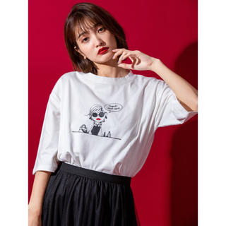 fifth - fifth 新品 Josie's RUNWAYコラボ  Tシャツ 三浦大地