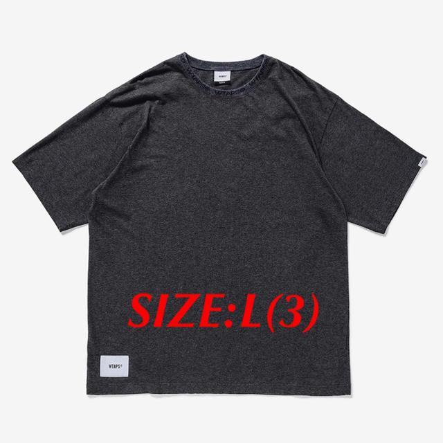 W)taps(ダブルタップス)の新品 WTAPS PYK. DESIGN SS 01 / TEE. COTTON メンズのトップス(Tシャツ/カットソー(半袖/袖なし))の商品写真
