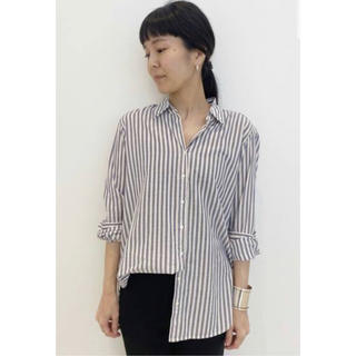 L'Appartement DEUXIEME CLASSE - 新品☆L'Appartement 【XIRENA】STRIPE シャツ ブルーA