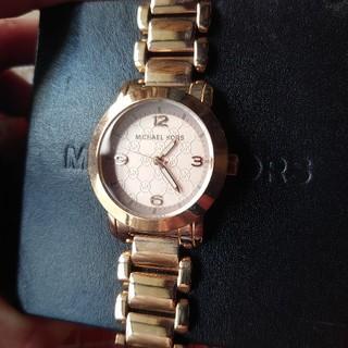 Michael Kors - MICHAEL KORS 腕時計 レディース