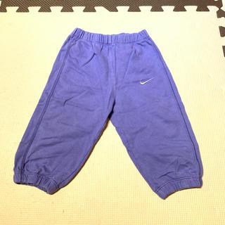 ナイキ(NIKE)のNIKE ナイキ パンツ 80 紫色 パープル(パンツ)