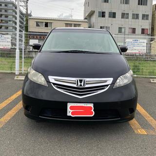 ホンダ - ⭐️車検有りの税金コミコミポッキリ価格のHDD付きエリシオン⭐️