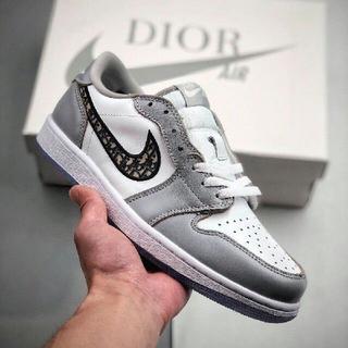 NIKE - Dior x Air Jordan 1 Low