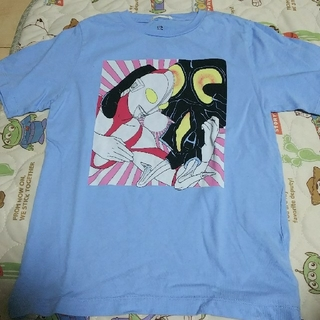 GU - ウルトラマン Tシャツ 130
