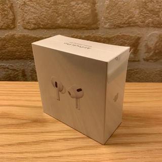 Apple - 新品 Apple AirPods Pro(エアポッド) MWP22J/A