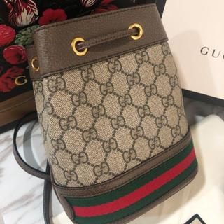 Gucci - グッチ オフィディア GG ミニ バケットバッグ