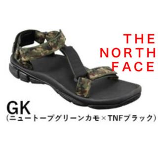 ザノースフェイス(THE NORTH FACE)の【未使用】 ザ・ノースフェイス メンズ サンダル(サンダル)