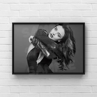 978 ミランダ・カー アートポスター(ファッション)