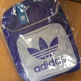 アディダス(adidas)の希少色!アディダスバックパックパープル(バッグパック/リュック)