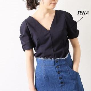 IENA - 【IENA】セーヌタックスリーブプルオーバー