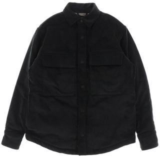 FEAR OF GOD - FEAR OF GOD  CORDUROY/SHERPA LINED SHIRT