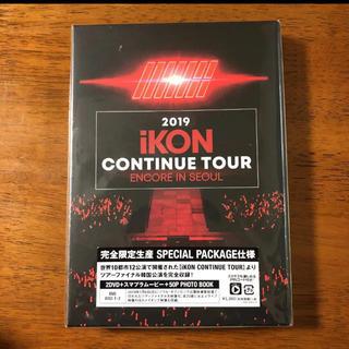 アイコン(iKON)のiKON CONTINUE TOUR ENCORE IN SEOUL(ミュージック)