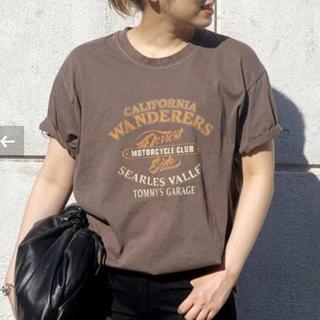 L'Appartement DEUXIEME CLASSE - 新品未使用 グッドロックスピード WANDERERS バイカー Tシャツ