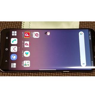 Galaxy - Galaxy S8+ SC-03J docomo