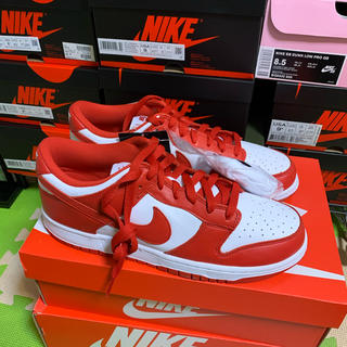 NIKE - Nike Dunk Low University Red