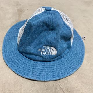 ザノースフェイス(THE NORTH FACE)のノースフェイス キッズ デニムメッシュハット 帽子(帽子)