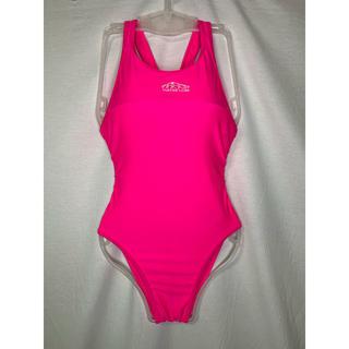 競泳水着 スクール水着 レディース L 他サイズあり watercube ピンク