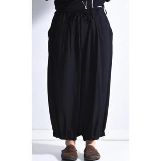 Yohji Yamamoto - yohji yamamoto pour homme 19SSテンセルカラスパンツ