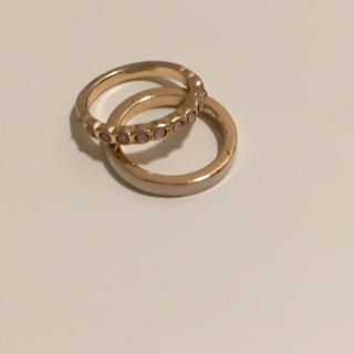 エイチアンドエム(H&M)のリング(リング(指輪))