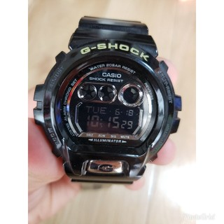 ジーショック(G-SHOCK)のCASIO G-SHOCK カスタム済 黒×シルバー(腕時計(デジタル))