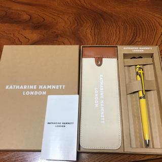 KATHARINE HAMNETT - KATHARINE HAMNETT LONDON シャーペン ペンケース