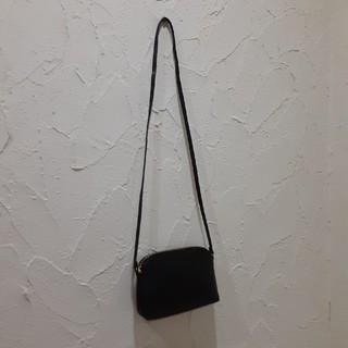 エイチアンドエム(H&M)のH&M ミニ ショルダーバッグ ブラック(ショルダーバッグ)