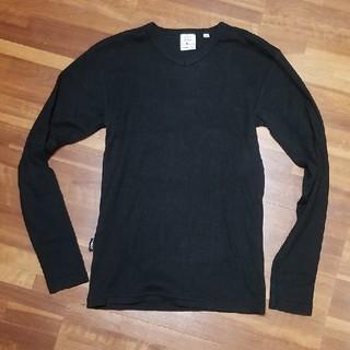 アヴィレックス(AVIREX)のAVIREX USA ロングスリーブ メンズS(Tシャツ/カットソー(七分/長袖))