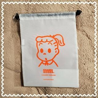 クツシタヤ(靴下屋)の【専用】 靴下屋 OSAMU GOODS JILL 巾着  ノベルティ(ノベルティグッズ)