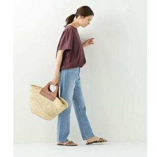イエナ(IENA)のIENA☆バックスリットTシャツ(Tシャツ(半袖/袖なし))