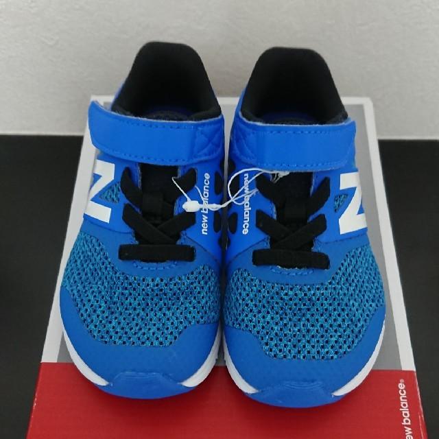 New Balance(ニューバランス)のニューバランスPREMUS プレムス14㎝新品未使用 キッズ/ベビー/マタニティのベビー靴/シューズ(~14cm)(スニーカー)の商品写真