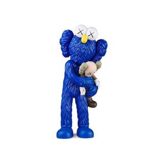 MEDICOM TOY - 新品 KAWS TAKE Companion Figures Blue