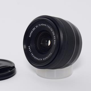 フジフイルム(富士フイルム)のFUJIFILM XC15-45F3.5-5.6 OIS PZ(レンズ(ズーム))
