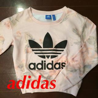 アディダス(adidas)の超美品 adidas トレーナー 【sale】(トレーナー/スウェット)