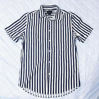 ZARA - ZARA メンズ 半袖シャツ ストライプ