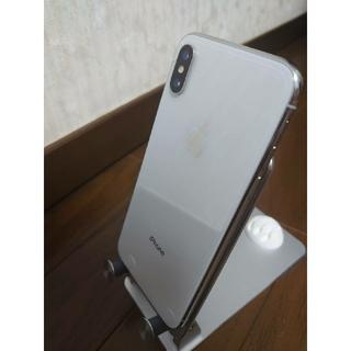 iPhone - 【ネット○】iPhone X SIMフリー シルバー