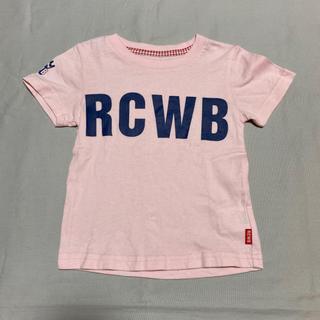ロデオクラウンズワイドボウル(RODEO CROWNS WIDE BOWL)のRCWB 半袖 Tシャツ XS(Tシャツ/カットソー)